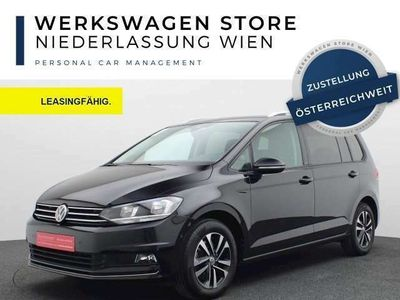 gebraucht VW Touran 2.0 TDI DSG IQ-Drive 7-SITZER NAVI ACC Navi/BC