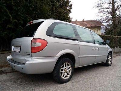 gebraucht Chrysler Voyager RG 2.5 CRD Kombi / Family Van