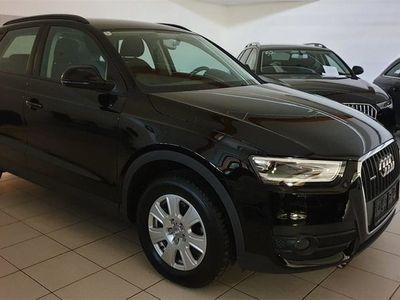 gebraucht Audi Q3 2,0 TDI quattro DPF Xenon,Anhängevorrichtung SUV / Geländewagen,