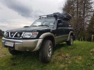 gebraucht Nissan Patrol 3.0 SUV / Geländewagen