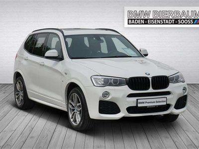 gebraucht BMW X3 xDrive20i Österreich-Paket SUV / Geländewagen