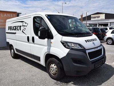 brugt Peugeot Boxer 3300 L2H1 2,2 HDi 130 Euro5