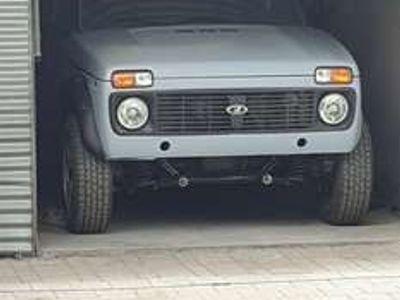 gebraucht Lada Taiga 4x4 1,7 Kult Autogas