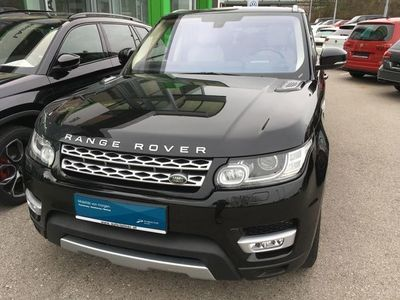 used Land Rover Range Rover Sport 3,0 SDV6 HSE