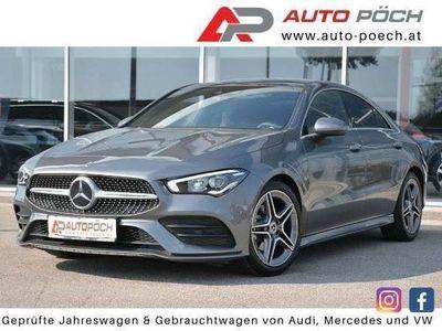 gebraucht Mercedes CLA180 d Aut. AMG-Line/ Widescreen/Ambiente/Pano/TOP