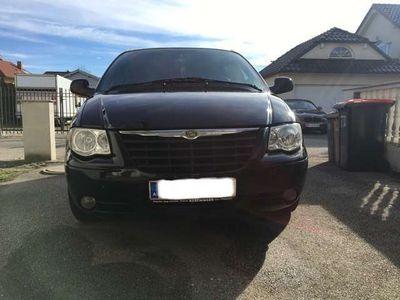 gebraucht Chrysler Voyager 2,5 SE CRD Austria Kombi / Family Van