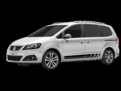 gebraucht Seat Alhambra FR TDI DSG 4Drive