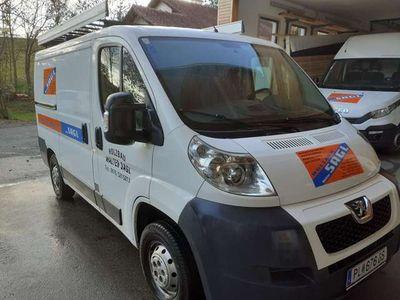 gebraucht Peugeot Boxer Bus 3000 L1H1 2,2 HDi 110 FAP