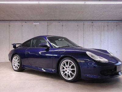 gebraucht Porsche 911 (996) Coupé *Original-CupVerbau* Sportwagen / Coupé,