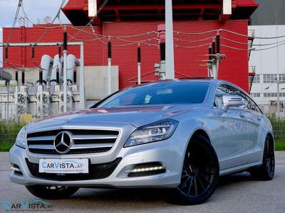gebraucht Mercedes CLS250 Shooting Brake CDI BE (BM 218)