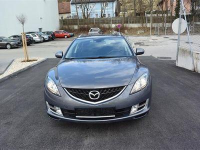 used Mazda 6 Sport Combi CD125 TE