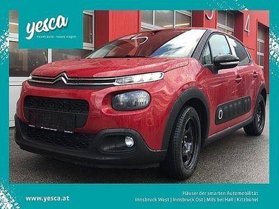 gebraucht Citroën C3 Shine PT82