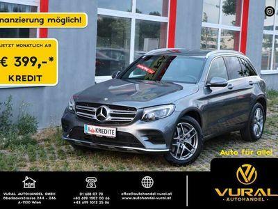 gebraucht Mercedes GLC220 d 4Matic Aut. | AMG-LINE | LUFTFAHRWERK | LEDER |