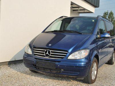 gebraucht Mercedes Viano Ambiente kompakt 2,2 CDI Aut.