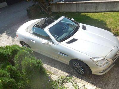 gebraucht Mercedes SLK200 SLK-KlasseBlueEfficiency Aut. Cabrio / Roadster