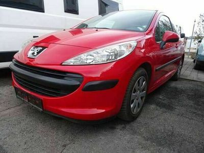 gebraucht Peugeot 207 Trendy 1,4 3T