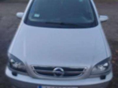 gebraucht Opel Zafira Comfort 2,2 16V DTI