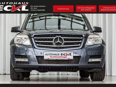 gebraucht Mercedes GLK220 CDI BlueEfficiency A-Edition