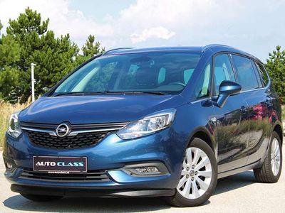 used Opel Zafira COSMO // LED // NAVI // GARANTIE // Kombi / Family Van,
