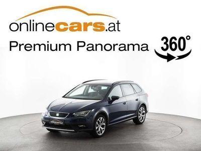 gebraucht Seat Leon X-Perience ST 2,0 TDI CR 4Drive Kombi / Family Van,