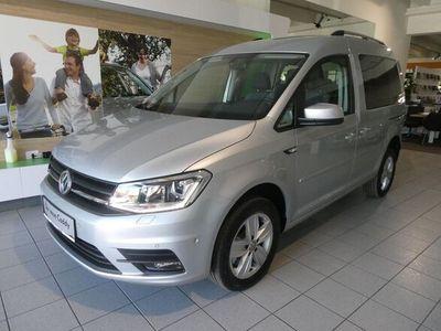 gebraucht VW Caddy Austria Plus TDI 4MOTION