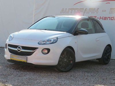 gebraucht Opel Adam 1,4 Jam** KLIMA**TEMPOMAT** Klein-/ Kompaktwagen,