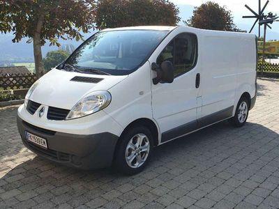 gebraucht Renault Trafic Trafik Kasten II L1H1 115 dci