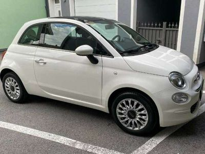 gebraucht Fiat 500 ECO 1,2 69 Lounge