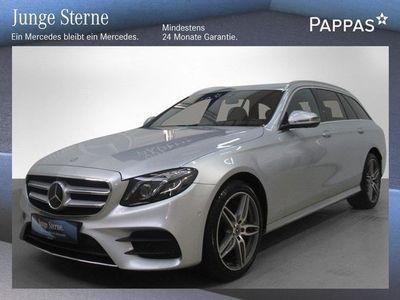 brugt Mercedes E220 T Austria Edition 4MATIC Aut. *AMG Line *Comand