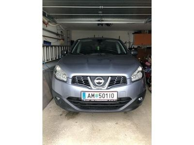 brugt Nissan Qashqai 2,0 dCi Acenta 4WD DPF