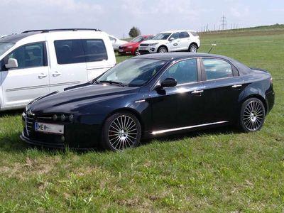 gebraucht Alfa Romeo 159 1,9 JTS Limousine,