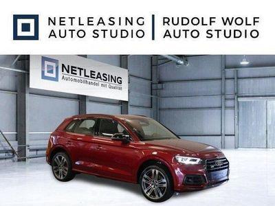 gebraucht Audi SQ5 3.0 TFSI quattro tiptronic 8-stufig 2xAssist