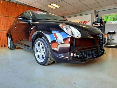 """gebraucht Alfa Romeo MiTo 1,4 16V """"Junior"""" mit erst 51.000 km aus ERSTBESITZ"""