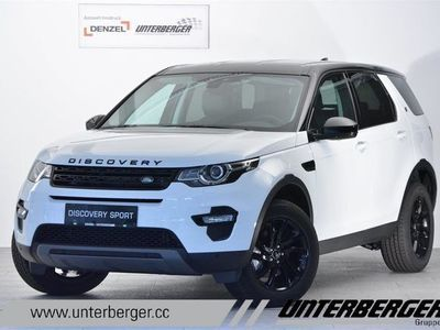 gebraucht Land Rover Discovery Sport 2,0TD4 150 SE A