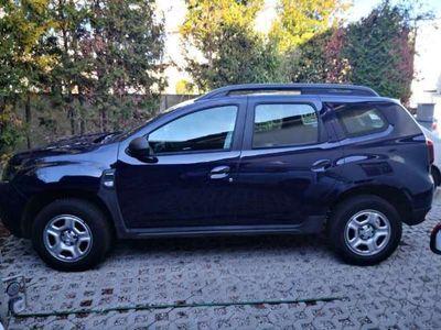 gebraucht Dacia Duster SR 125 PS DHE4 SUV / Geländewagen