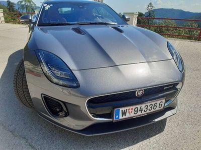 gebraucht Jaguar F-Type R-Dynamic Coupe 3,0 V6 S/C AT Sportwagen / Coupé