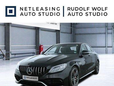 gebraucht Mercedes C63 AMG AMG S Comand+Driversp+Facelift 19+DAB+Distr