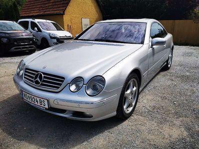 gebraucht Mercedes CL500 CL-Klasse MercedesVollausstattung Limousine