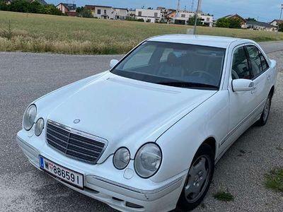 gebraucht Mercedes E320 CDI Limousine