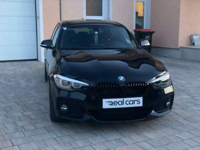 gebraucht BMW 118 d xDrive M Sport *NAVI*LED*RFK*LEDER*