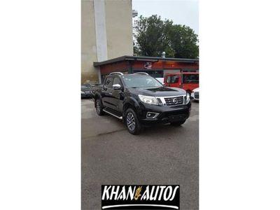 gebraucht Nissan Navara Allrad Double Cab *Leder/Navi*
