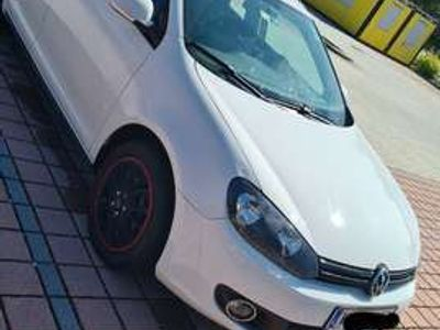 gebraucht VW Golf VI Golf VariantVariant Trendline 1,6 TDI DPF