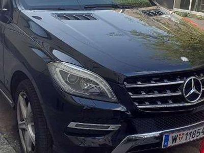 gebraucht Mercedes 350 M-KlasseBlueTEC SUV / Geländewagen