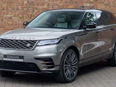gebraucht Land Rover Range Rover Velar R-Dynamic HSE 3,0 V6 Kompr. Allrad Aut.