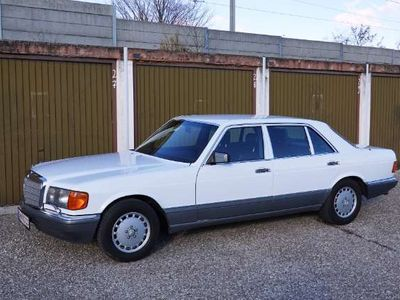gebraucht Mercedes 500 SEL Aut.