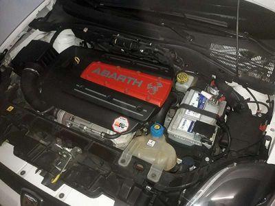 gebraucht Abarth Punto Evo 1.4 Turbo Sportwagen / Coupé