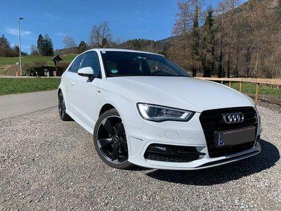 gebraucht Audi A3 1,4 TFSI COD Ambition S-tronic