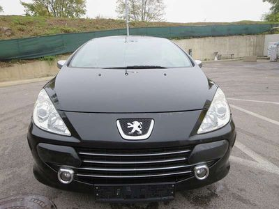 gebraucht Peugeot 307 CC Active 2,0 HDI 136 (FAP) / Roadster
