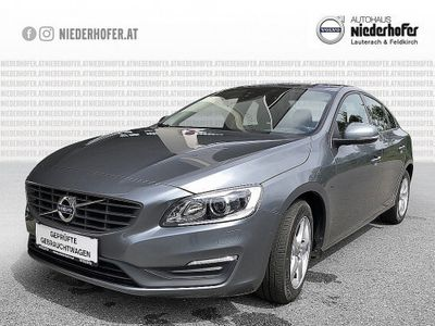 gebraucht Volvo S60 D3 Kinetic Geartronic Kinetic