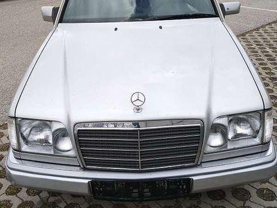 gebraucht Mercedes E300 E-Klasse E D Aut. W124 *Originalzustand* Limousine,